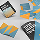Mockup Bundle (Poster – Magazine – Brochure – Business Cards) - GraphicRiver Item for Sale