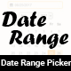DateRange - Multipurpose Bootstrap Date Range Picker