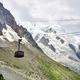 The Aiguille du Midi cable car - PhotoDune Item for Sale