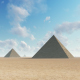 Giza Pyramids of Egypt - VideoHive Item for Sale