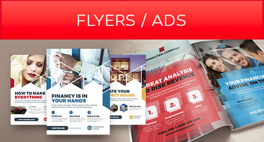 Flyers and Ads Templates