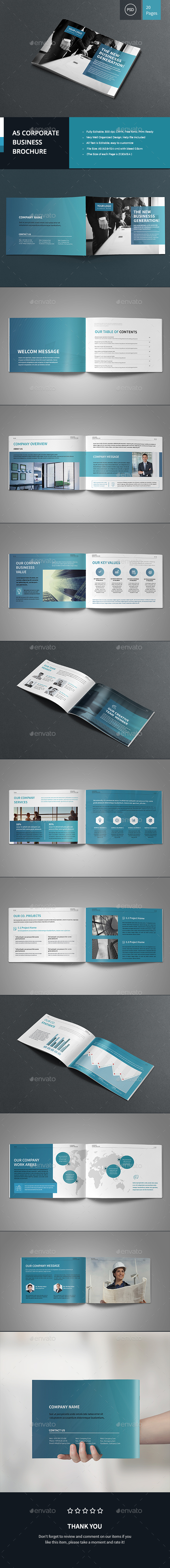 Corporate Business Brochure - Corporate Brochures