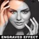 Advanced Engraved Effect - GraphicRiver Item for Sale
