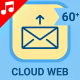 Cloud Web Interface - Line Animated Icons and Elements - VideoHive Item for Sale
