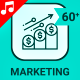 Marketing Strategy Icons - VideoHive Item for Sale