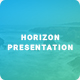 Horizon Presentation - GraphicRiver Item for Sale