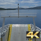 Large Ferry-boat Cruising on Seas - VideoHive Item for Sale