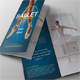 Ballet Workshop Bi-Fold Brochure