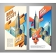 Set of Advertising Posters for Sale of Real Estate - GraphicRiver Item for Sale