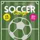 Soccer Camp - GraphicRiver Item for Sale