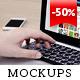 Laptop Mockups - GraphicRiver Item for Sale