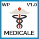 Medicale - Health & Medical Responsive WordPress Theme