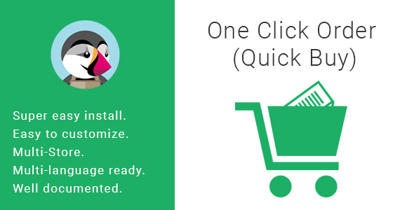 CodeCanyon One Click Order Quick Buy 20516424