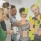 Coworkers Brainstorming on New Scheme