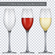Wine Glasses. - GraphicRiver Item for Sale