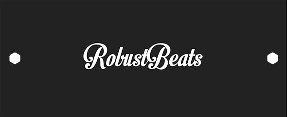 Robust beats banner dot