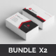 Business Card Bundle 03 - GraphicRiver Item for Sale
