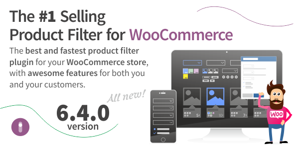 WooCommerce Product Filter by dzeriho | CodeCanyon