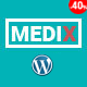 Medix - Medical Clinic WordPress Theme