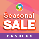 Seasonal Sale Banners