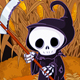 Grim Reaper on Corn Maze - GraphicRiver Item for Sale