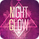 Night Glow Party Flyer