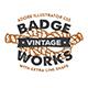 18 Hipster Vintage Badges