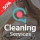 SmartClean | Cleaning Company Theme - ThemeForest Item for Sale