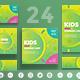 Kids Summer Camp Social Media Pack