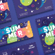 Summer Day Camp Flyers - GraphicRiver Item for Sale