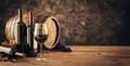 Traditional winemaking and wine tasting - PhotoDune Item for Sale