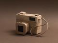 Creative cardboard camera - PhotoDune Item for Sale