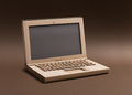 Handmade cardboard laptop - PhotoDune Item for Sale