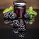 Homemade blackberry jam - PhotoDune Item for Sale