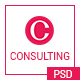 Consulting - One Page PSD Template