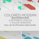Colored Modern Backgrounds