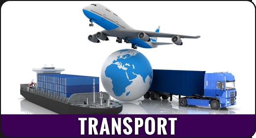 Transport Animation - Flat Animated Icons and Elements