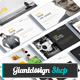 Sloth Creative Agency Powerpoint Template - GraphicRiver Item for Sale