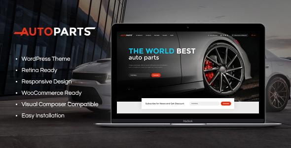 Car Parts Store & Auto Services
