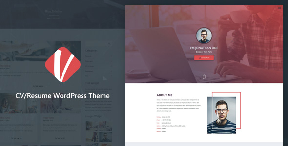 Verka - CVResume WordPress Theme