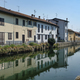 Gorgonzola (Milan): canal of Martesana - PhotoDune Item for Sale