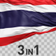 Thailand Flag Pack - VideoHive Item for Sale