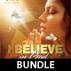 Believe In God Bundle - GraphicRiver Item for Sale