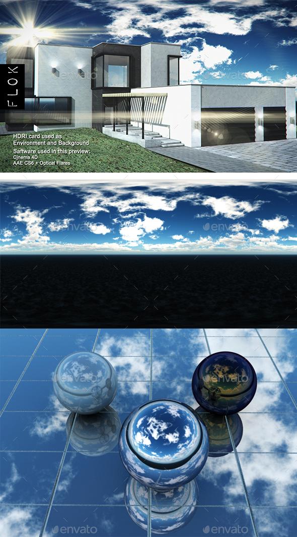 Daylight Desrt 83 - 3DOcean Item for Sale