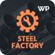 Franco | Steel Factory WP Theme - ThemeForest Item for Sale