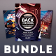 Back to School Flyer Bundle Vol.02 - GraphicRiver Item for Sale
