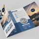 Yacht Sailing Double Gate-Fold Brochure - GraphicRiver Item for Sale