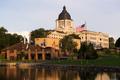 Sun Rising South Dakota State Capital Buildingg Hughes County Pie - PhotoDune Item for Sale