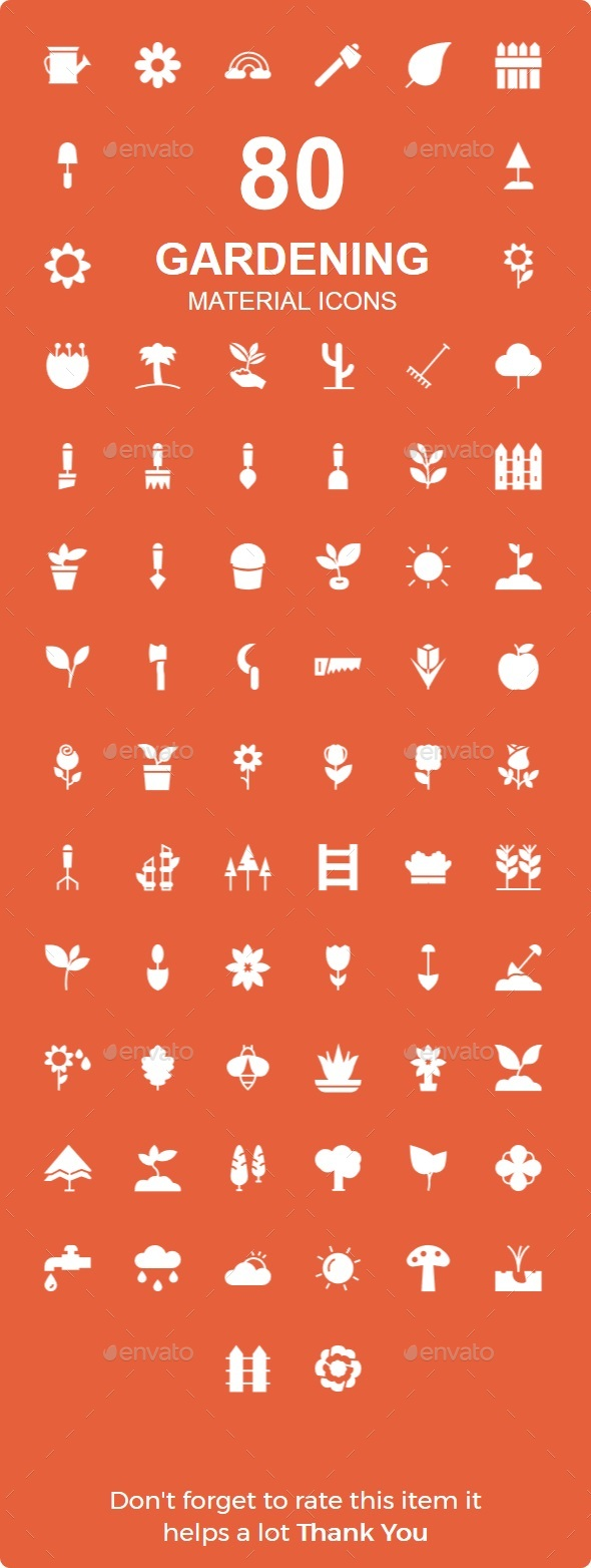 Gardening Material icon - Web Icons