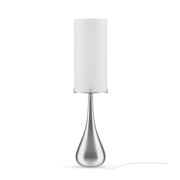 Tall Metal Desk Lamp - 3DOcean Item for Sale